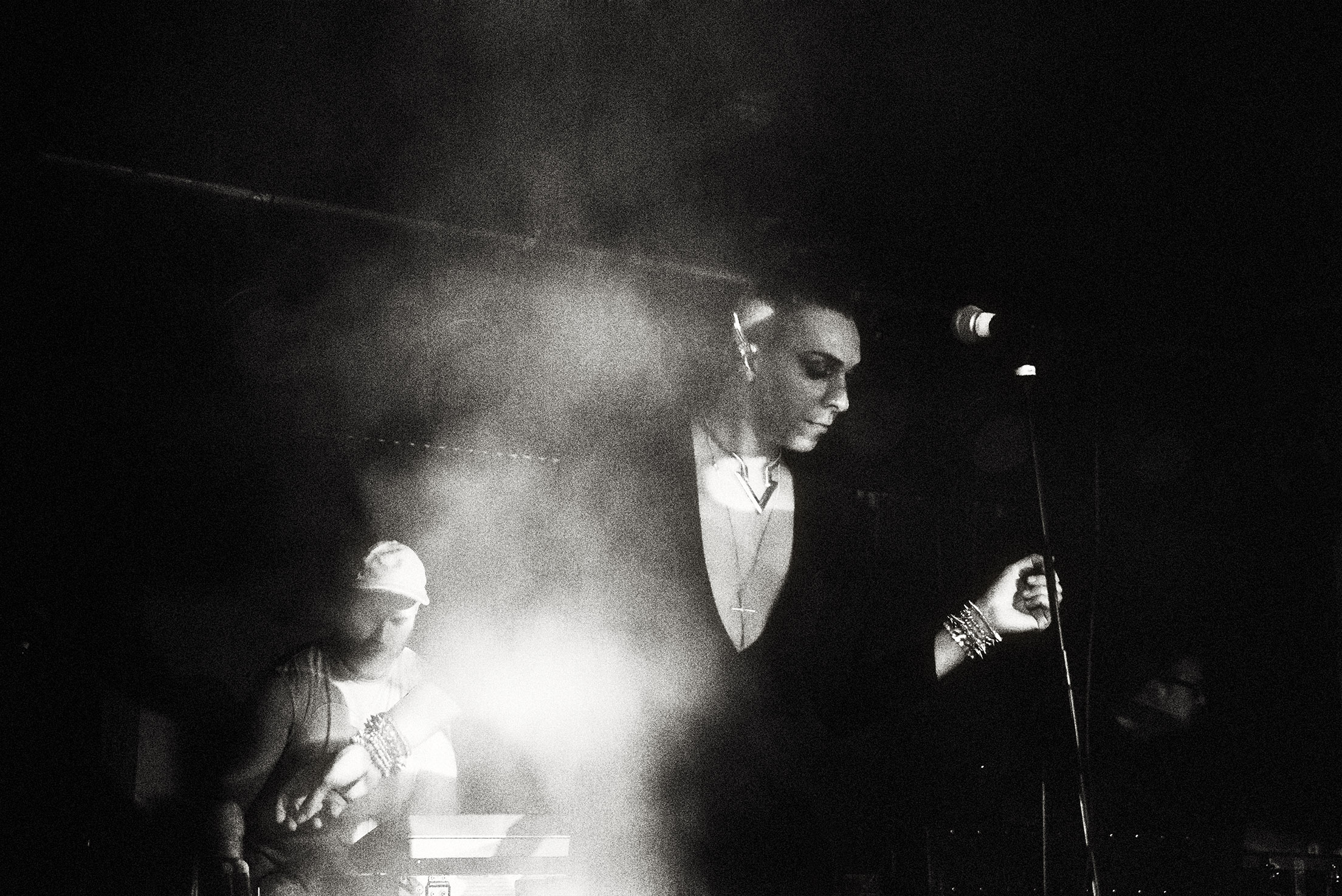 Hercules and Love Affair Album Launch at The Laundry